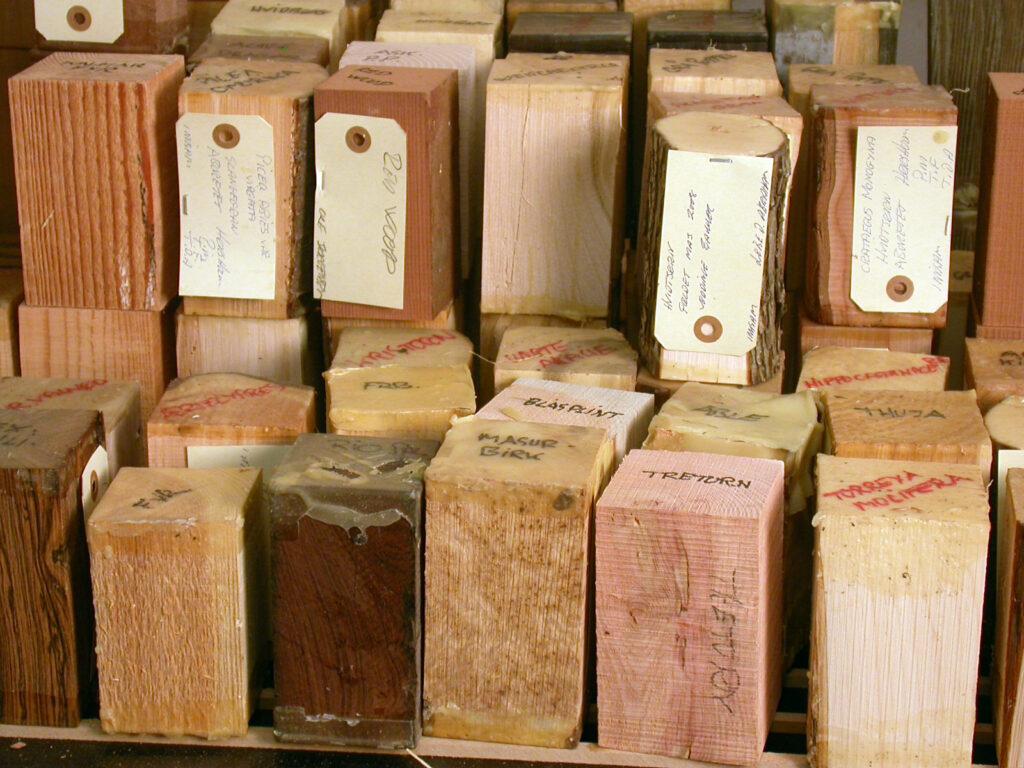 træstykker til Kuglerne til Kuglebane til det offentlige rum