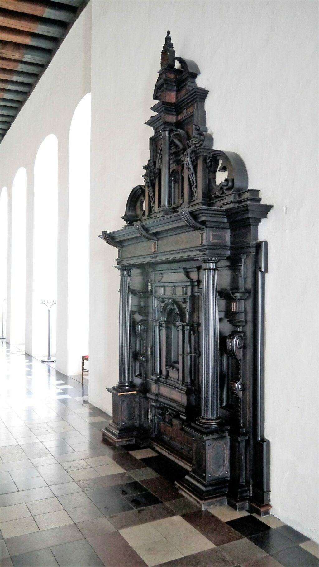 Antonius Meidings portal, kronborg