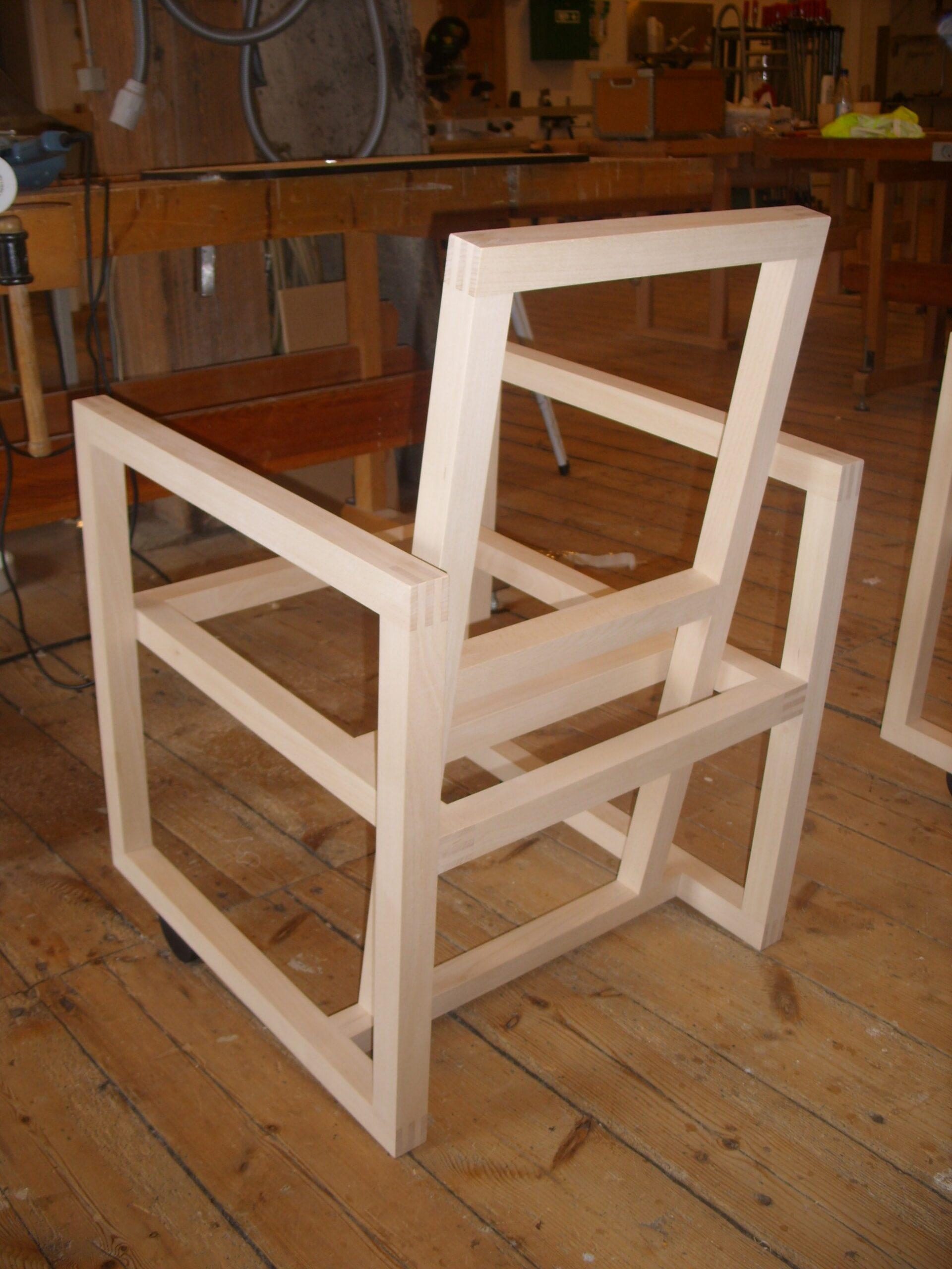 To træstole for Torben Skov 013
