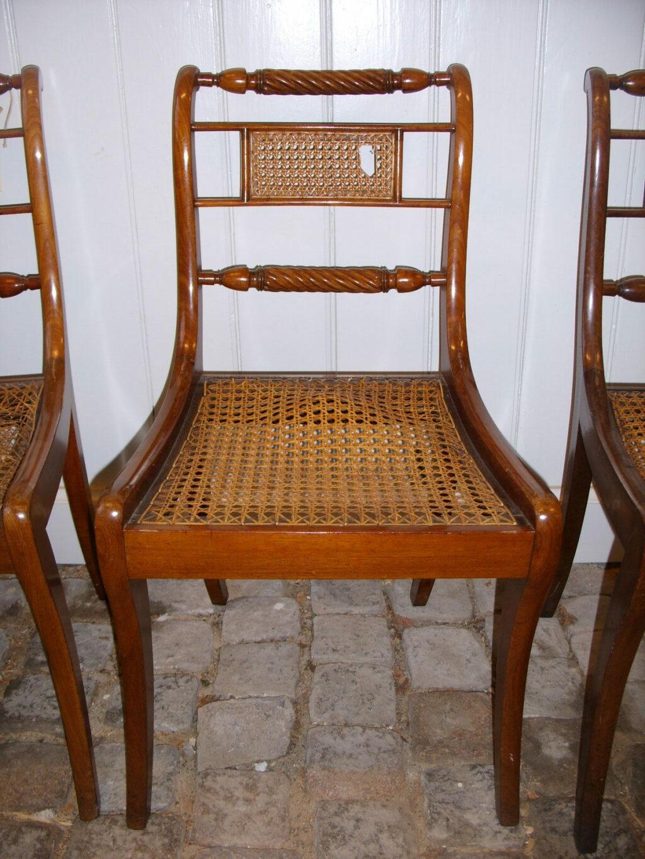 6 Stk. G.F.Hetsch stole