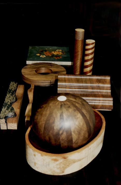 Møbelsendkerforeningens eksempler på finer på plan og kurvet underlag