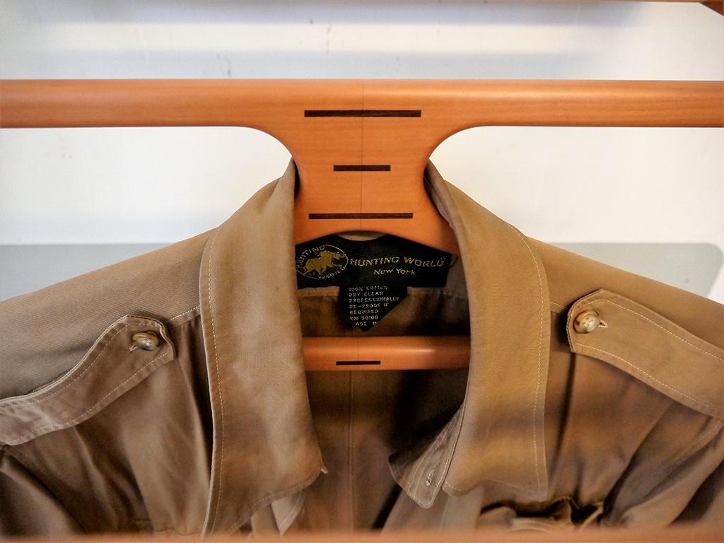 Bøjle med jakke