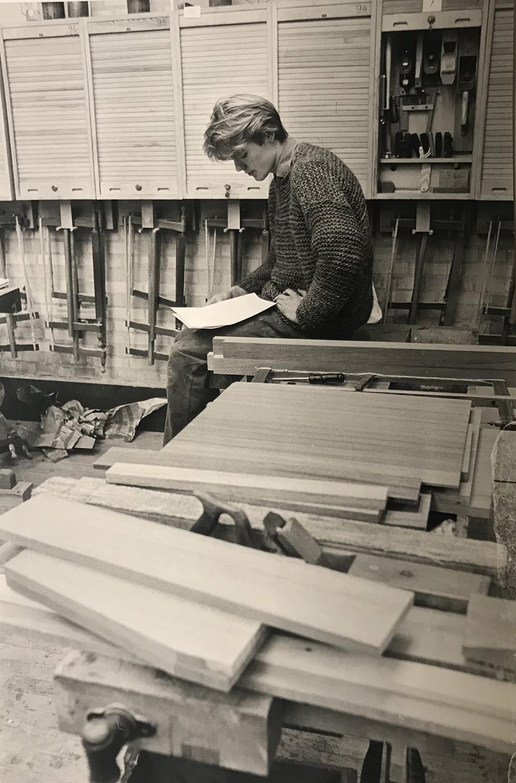 Svendeprøve i 1984